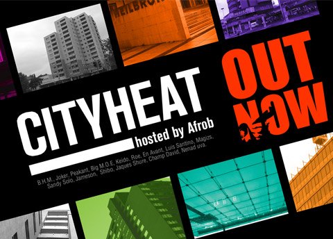 City Heat   Out Now cityheat webflyer   infos